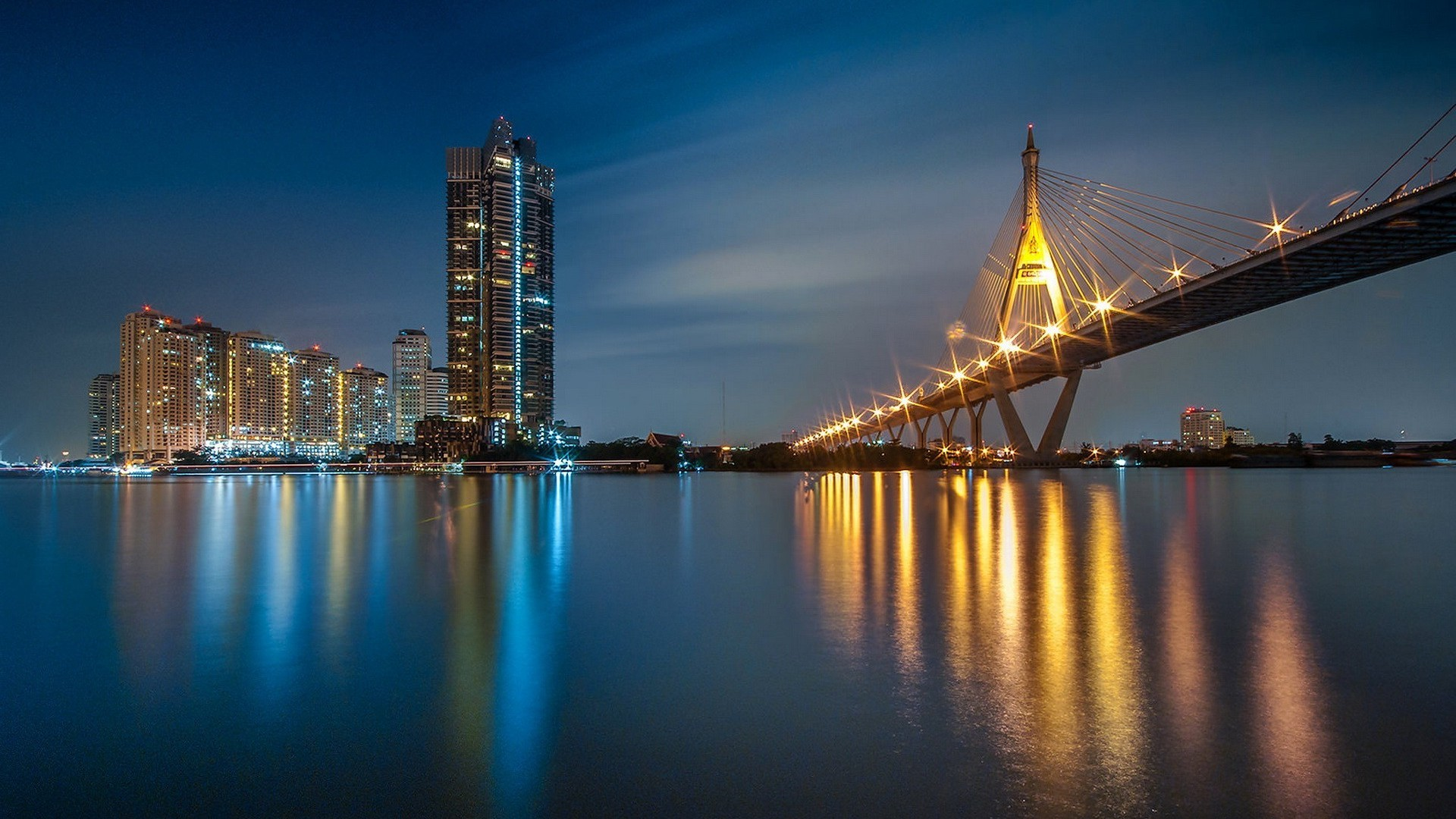 Full HD Bangkok Wallpaper